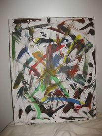 Mix, Bunt, Farben, Malerei