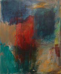 Malerei, Farben, Abstrakt