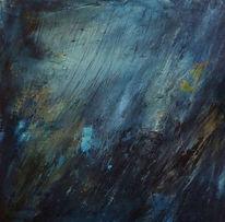 Malerei, Spachteltechnik, Abstrakt