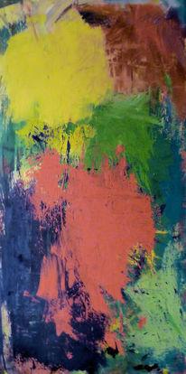 Farben, Spachteltechnik, Freie malerei, Malerei