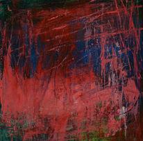 Rot, Abstrakt, Rosa, Pink