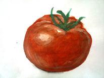 Gemüse, Tomate, Natur, Rot
