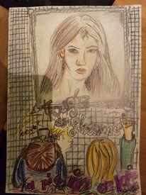 Zeichnung, Figur, Fantasie, Comic