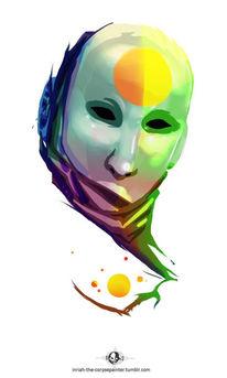 Kopf, Cyber, Cyberpunk, Zukunft