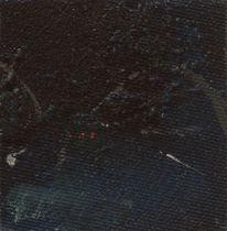 Nacht, Auto, Blau, Straße