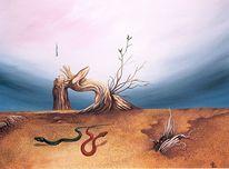 Überleben, Umwelt, Wüste, Leben