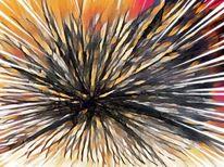 Fantasie, Zeichnung, Fotobearbeitung, Digitale kunst