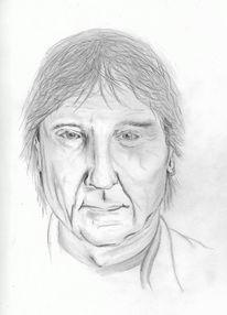 Gesicht, Zeichnung, Skizze, Zeichnungen