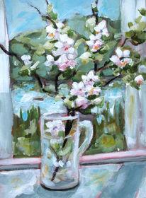 Acrylmalerei, Malerei, Stillleben
