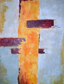 Orange, Gelb, Abstrakt, Rot