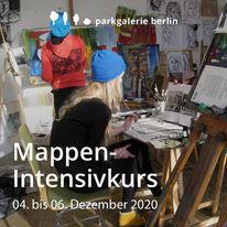 Mappenvorbereitung, Berlin, Mappenkurs, Werkstatt