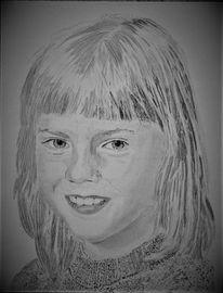 Passbild, Kind, Grundschule, Zeichnungen
