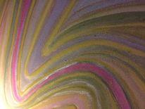 Naturfarben, Weg, Manifestation, Malerei
