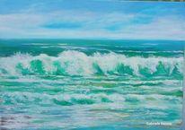 acrylmalerei meer strand - 442 bilder und ideen - malen