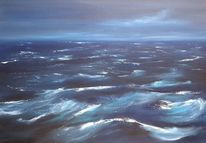 Atlantik, Wildes meer, Meer, Ozean