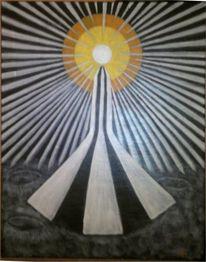 Malerei, Licht, Fantasie