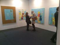 Kultur, Malerei sabine puschmann, Ausstellung, Kurse malerei