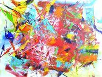 Gemäldegalerie, Malerei, Abstrakte kunst, Moderne kunst