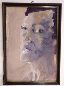 Kopf, Zähne, Portrait, Menschen