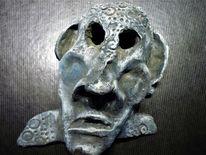 Büste, Skulptur, Figural, Keramik
