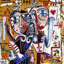 Kraft, Kontrast, Moderne kunst, Zwillinge