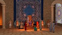 Scharfrichter, Orientalisch, Illustrationen, Szene