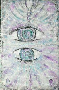 Drittes auge, Heilung, Third eye, Geistige