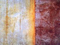 Maserung, Fassade, Bschoeni, Gelb