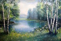 Zeichnung, Kunstwerk, Natur, Malerei
