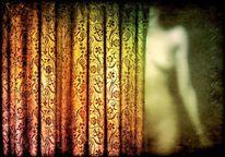 Akt, Digital, Frau, Fotografie