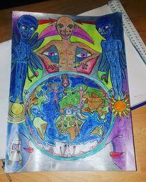 Struktur, Leben, Tiere, Menschen