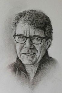 Mikecaplanis, Kohlezeichnung, Zeichnung, Zeichnungen