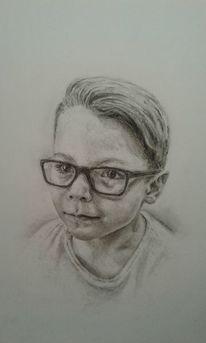 Kohlezeichnung, Craola3, Zeichnung, Zeichnungen