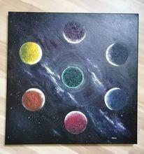 Chakra, Universum, Gesundheit, Farben