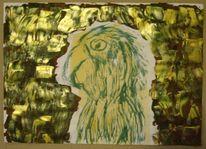 Abstrakt, Acrylmalerei, Preis vh, Tiere