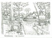 Mecklenburg, Hiddensee, Vorpommern, Kloster
