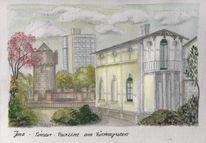 Jena, Historische gebäude, Timler, Pavillon
