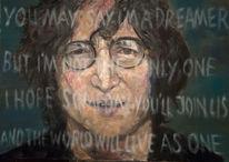 John lennon, Musiker, Popstar, Beatle