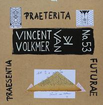 Vincent van volkmer, Van volkmer, Mathematik, Biene