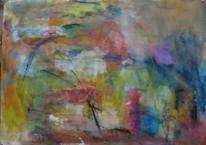 De kooning, Aquarellmalerei, Malerei, Abstrakt