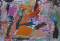 Kooning, Malerei, Abstrakt, Expressionismus