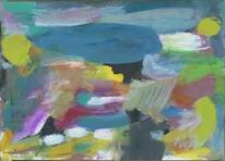 Fantasie, Abstrakte malerei, Abstrakter expressionismus, Bunt