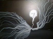 Malerei, Schwarz weiß