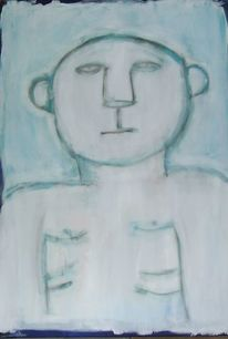 Figur, Person, Abstrakt, Gesicht