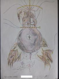 Anatomie, Natur, Leben, Surreal