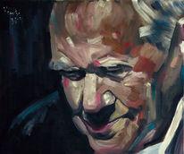 Portrait, Malerei, Farben