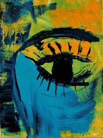 Augen, Wange, Gesicht, Blick