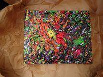 Malen, Seele, Gemälde, Farben