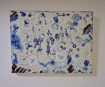 Seele, Abstrakt, Artgallery, Malen