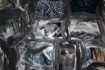 Abstrakt, Modern art, Mischtechnik